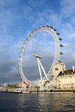 View of The London Eye Stock Images
