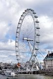View of the London Eye, UK Royalty Free Stock Photography