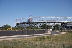 View of London Stadium stock images
