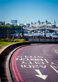 View of London Royalty Free Stock Images