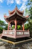 View of the Long Son Pagoda. NHA TRANG, VIETNAM - Nov 2014: View of the Long Son Pagoda royalty free stock photo