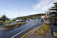 View of Lorne Stock Image