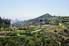 View of Losa Angeles Stock Photos