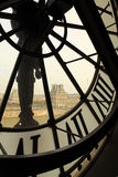 View of Paris. Stock Image