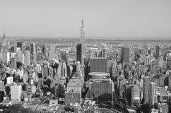 View of Lower Manhattan, New York City Stock Image