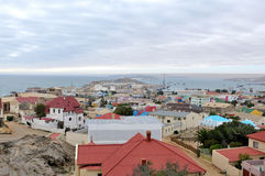 View of Luderitz in Namibia Royalty Free Stock Photography