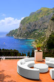 Capri Coast Royalty Free Stock Image