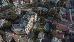 View Of Luxury Resort In Crimea stock video