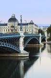 View of Lyon Stock Photography