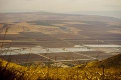 View of Maayanot valley Stock Photos