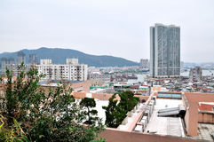 View of Macao Royalty Free Stock Images