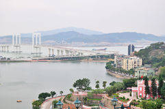 View of Macao Stock Images
