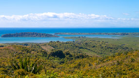 View of madagascar Royalty Free Stock Images