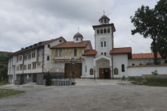 View a main entrance of monastery Saint Petka Stock Photography