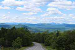 A View Of Maine Stock Images