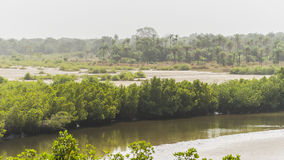 View Makasutu national park Stock Image