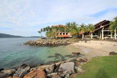 View of Malaysia Sabah Royalty Free Stock Photos