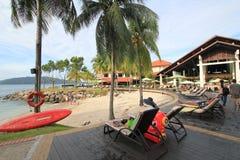 View in Malaysia Sabah Stock Photos