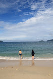 View in Malaysia Sabah Stock Image