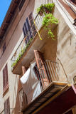 View of Mallorca city Stock Images
