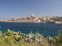 Capital of malta, valletta Royalty Free Stock Images