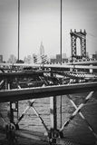 A view of Manhattan royalty free stock images