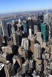View of manhattan Stock Images