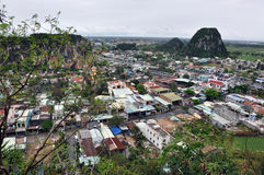 The Marble mountains, Da Nang, Vietnam Royalty Free Stock Photos
