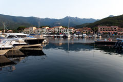 View Of Marciana Marina Royalty Free Stock Photo