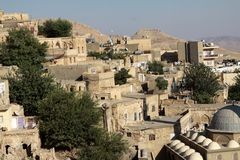 A view of Mardin. Royalty Free Stock Photo