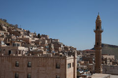 View of mardin Stock Photo