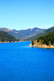View of Marlborough Sounds, Picton, New Zealand Royalty Free Stock Images