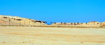 Marsa alam desert Stock Photos