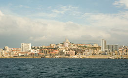 View of Marseille, France Royalty Free Stock Images