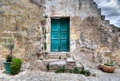 View of Matera. Basilicata. Royalty Free Stock Photo