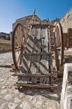 View of Matera. Basilicata. Italy. Royalty Free Stock Photo
