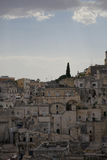 View on the Matera Royalty Free Stock Photo
