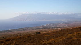 View of Maui Royalty Free Stock Photography