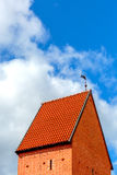 View of medieval tower in Riga, Latvia Stock Image
