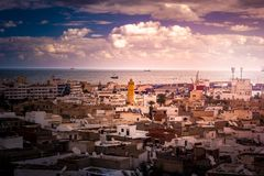 View of the Medina in Sousse Stock Photos