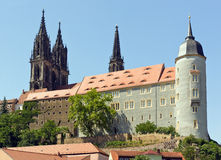 View in meissen germany Royalty Free Stock Images