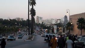 View of meknes. Meknes city Medina canola Royalty Free Stock Image