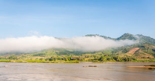View at Mekong river Stock Photos