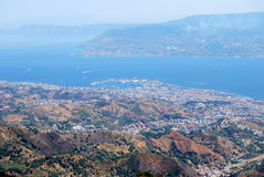 View of Messina Royalty Free Stock Image