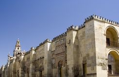 View of the Mezquita Royalty Free Stock Photography