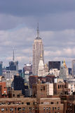 View of Midtown Manhattan including the Empire State Building Stock Photo