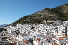 A view of Mijas, Andalucia Stock Photos