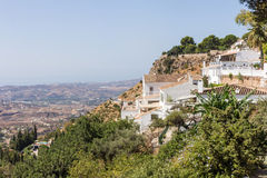 View from Mijas, Andalucia Royalty Free Stock Image