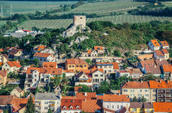 View of Mikulov Royalty Free Stock Image