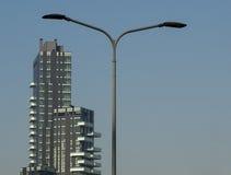 View of Milan skyscraper Stock Image